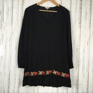 Jodifl Embroidered Tunic Top